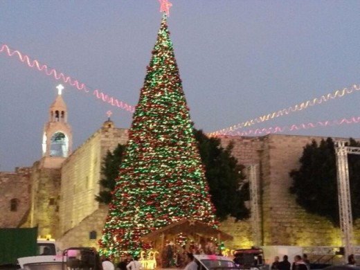 Bethlehem During Christmas